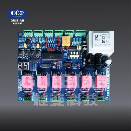 GB06-TX三相可控硅数字控制触发板