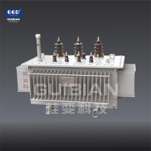S(B)H15 非晶合金配电变压器
