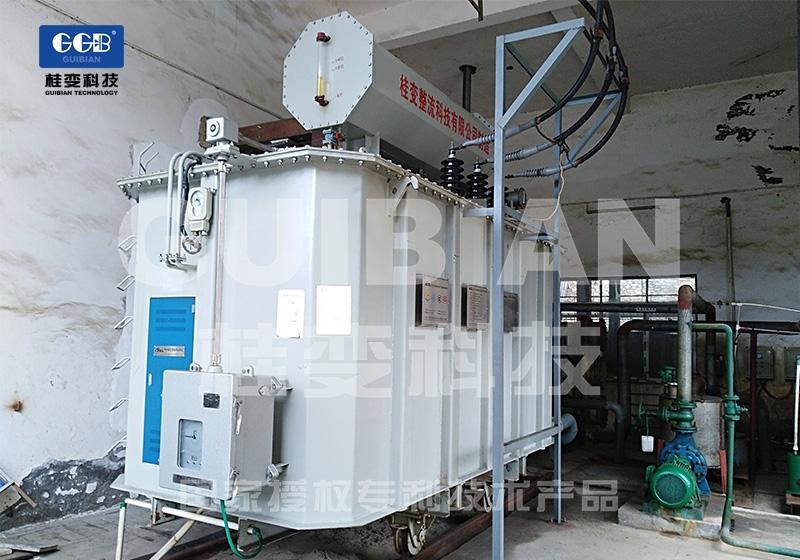 电解用35KV高效节能一体化特种整流装置产品运行现场